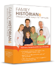 Family Historian 6 Full Box