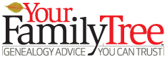 Click to visit the website of 'Your Family Tree' magazine