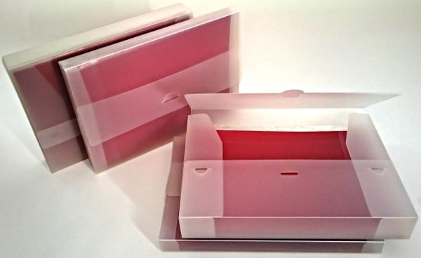 A4 Archive Document box