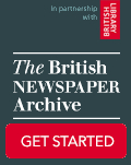Follow link to The British Newspaper Archive