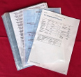 * Deal of the week *  Document Pockets - buy one get one free
