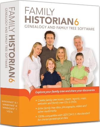 Family Historian 6 Full Version