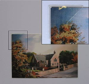 Photo Corners (Large) Self Adhesive Pack of 40