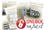 * Deal of the week * 25% off Unlock the Past book range